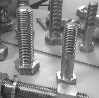 ASTM A354 Bolts