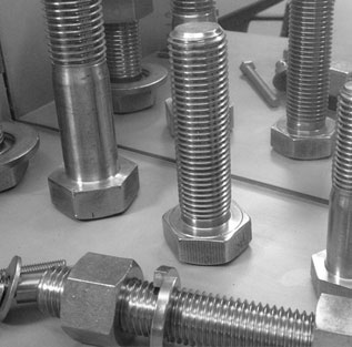 ASTM F432 Bolts