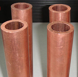 Straight Copper Nickel Pipe