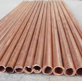 150mm diameter seamless Copper Nickel pipe