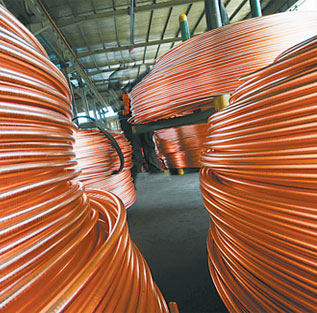 Pancake Coil Copper Nickel Pipe