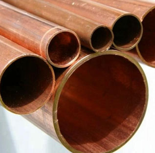 Thin wall Copper Nickel pipe