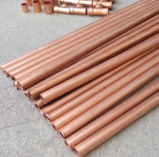 Refrigeration Copper Nickel Pipe