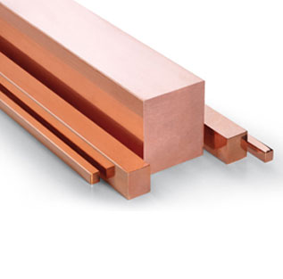 Copper Nickel Square Bar