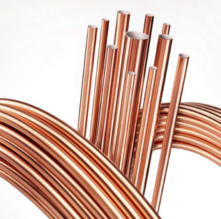 Copper Nickel Coil Tubing