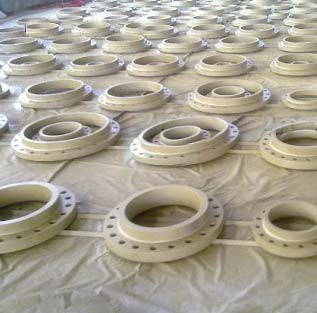 FBE Coating Slip on Flange
