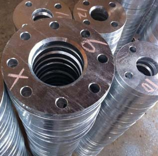 Hot Dip Galvanized Slip On Flange, ASME B16.5