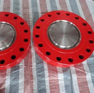 Pe Coated Carbon Steel Flange