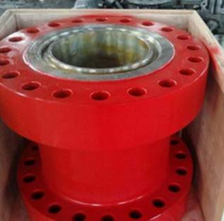 A182 Epoxy Coated Alloy Steel Flanges