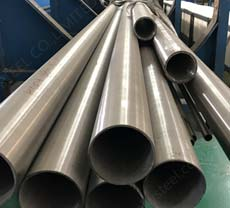 A790 S32205 UNS Duplex Electropolished Pipe