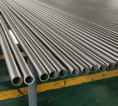 Thin Wall ASTM A790 UNS S32205 DSS Pipe